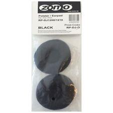 ZOMO RP-DJ1200 BLACK Kit Spugne Ricambio SIMIL PELLE x technics rp-dj1200-1210