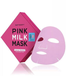 Duft & Soft Pink Milk Mask Are Of 3 Anti Wrinkle Radiance New