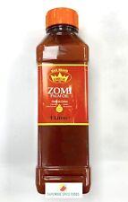 ZOMI PALM OIL - GHANA ZOMI OIL - JUMBO UK - HAX BRAND - 1 Litre