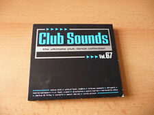 3 CD Set Club Sounds Vol. 67 - 2013 - 61 Songs