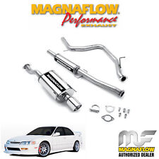 "MAGNAFLOW  2.25"" Cat Back Single Exhaust System 1994-1997 Honda Accord 2.2L"