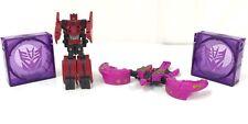 Transformers Generations Fall of Cybertron FOC Frenzy and Ratbat Hasbro 2012