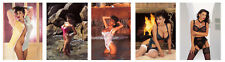 S1 Sarah Young #6 5 stockings 7x5inch glossy photos