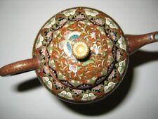 Very Fine Japanese Cloisonne Enamel Teapot Meiji