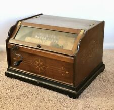 Rare Estate Antique 1887 Original Concert Roller Organ Autophone Works