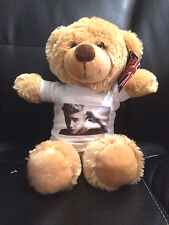 JUSTIN BIEBER T SHIRT FOR A TEDDY BEAR OR DOLL dolls' clothes