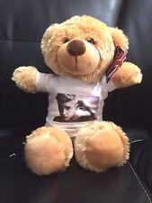 JUSTIN BIEBER T SHIRT FOR A TEDDY BEAR OR DOLL dolls' clothes