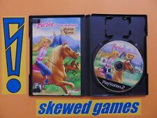 Barbie Horse Adventures Riding Camp - cib - PS2 PlayStation 2 Sony