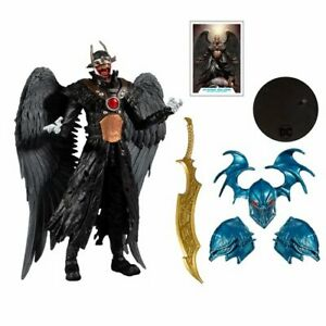 """McFarlane Toys DC Multiverse Wave 2 Batman Who Laughs with Wings (Hawkman) 7"""""""