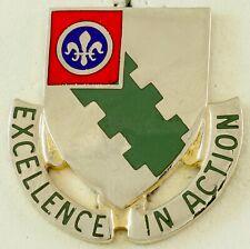 108th Armored Cavalry Regiment Crest DI/DUI CB NS Meyer HM