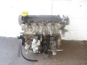 RENAULT CLIO 2006-2012 1.5 DCI ENGINE K9K 762