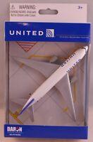 DARON Airplane Model United Airplanes Boeing 777 RLT6266
