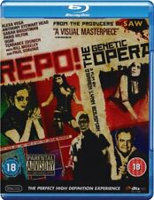 Repo! A Genetic Opera [Blu-ray] [DVD][Region 2]