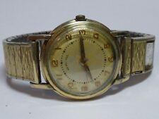 Men's Vintage Hamilton Manual Wind Goldtone Watch 10K GF Bezel
