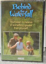 BEHIND THE WATERFALL (DVD 2004) RARE FAMILIES FILM 1995 FANTASY DRAMA BRAND NEW