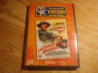 DVD  : La Charge Héroique - John Wayne - Anciens Films -