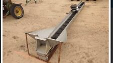 incline conveyor Pecan, Nuts, Corn , Grain, conveyor, cleated conveyor.