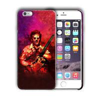 Halloween Leatherface Iphone 4s 5 5s 5c SE 6 6s 7 8 X XS Max XR Plus Case 40