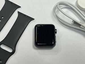 Apple Watch Series 3 MTF02B/A 38mm GPS  Aluminium Case Smartwatch - Space Grey
