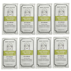 MISSHA Speedy Solution Anti Trouble Patch 8 Sheet Free gifts