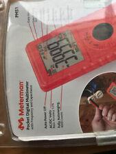 METERMAN PM51 POCKET DIGITAL MULTIMETER