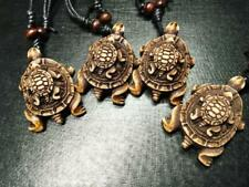 Newest Double Carved Turtle Rock Necklace $ 9.99 15 pcs Yqtdmy Imitation