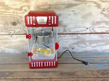 Elite Popcorn Popper Machine with a Bag of Popcorn Kernels