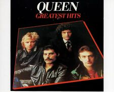CD QUEEN queen greatest hits HOLLAND 1994 BLACK LABEL EX (A0030)