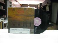 Cos LP Belgium Babel 1978
