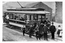 pt3167 - Rochdale , Summit Tram , Lancashire - photo 6x4