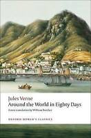 Around the World in Eighty Days by Verne, Jules (Paperback book, 2008)