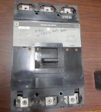 Square D Circuit Breaker MAL360006 600 Amp 600 Volt VAC Series 2