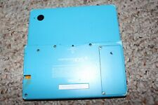 Nintendo DSi Launch Edition Matte LIGHT Blue Handheld System Works FAIR