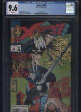 X-Force #30 CGC 9.6 Fabian Nicieza TONY DANIEL 1994