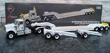 International HX520 Tandem Tractor With XL120 Low-Profile HDG Trailer 1:50 71015