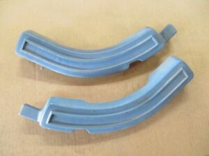 SEAT HINGE COVERS 1980 1986 FORD TRUCK REGULAR CAB BENCH SEAT BLUE