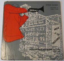"NORMAN GRANZ ""JAZZ AT THE PHILHARMONIC"" 10"" JAZZ LP 1944 STINSON #23"