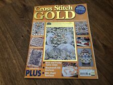 CROSS STITCH GOLD MAGAZINE #16 WILDLIFE PORTRAIT, CHILDHOOD DAYS, BLESS ANIMALS