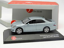 Toyota Crown Hybrid 2008,Scale 1:43 by J Collection