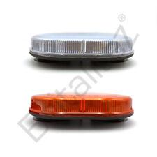 Amber LED Ultra-slim Mini Light-bar 12V/24V Warning Beacon BRITALITEZ 1-Bolt/Mag