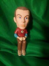 THE BIG BANG THEORY Sheldon Cooper Bobblehead Sitting Wacky Wobbler Funko 2012