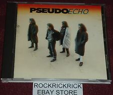 PSEUDO ECHO - RACE -10 TRACK VERY RARE CD (MADE IN JAPAN) EXCELLENT CONDITION