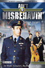 Ain't Misbehavin' (2- DVD) 2 disc set robson green jerome flynn war comedy drama