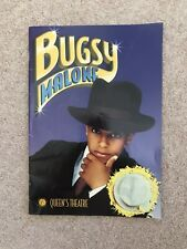 More details for bugsy malone 1997 queens theatre programme, starring sheridan smith