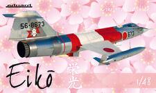 Eduard 1/48 Model Kit 11130 Eiko Lockheed F-104J Starfighter in Japanese Service