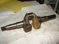 Crankshaft AM31752 , 231767-S  for Kohler K181 JD 110 Round Fender