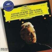Ottorino Respighi Fontane Di Roma Pini - Von Karajan Berliner Philharmonique
