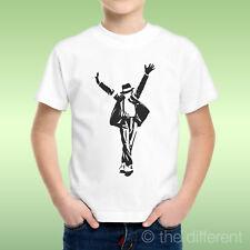 camiseta Niño niño Logo Michael Jackson Esto Es It Sombrero Idea De Regalo