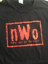 NWO NEW WORLD ORDER Wrestling Size Large