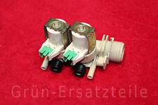 ORIGINAL Magnetventil 32505 Bauknecht Ignis Whirlpool Spülmaschine Ventil
